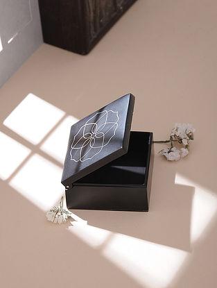 Jewelry Box - Lotus Petal (2.5in x 2.5in x 1.1in)