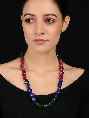Multicolored multistone Necklace