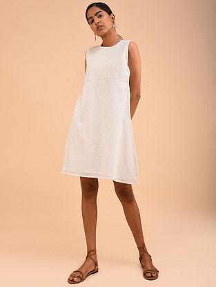 Ivory Chikankari Dress