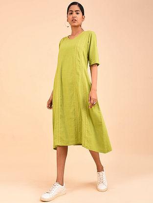 Mint Green Chikankari Dress