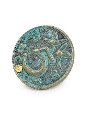 Brass Coin Nose Clip