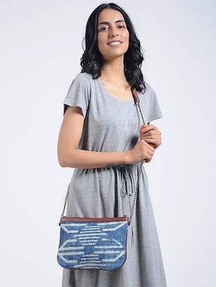 Multicolored Cotton Kilim Sling Bag