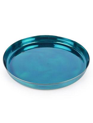 Azure Blue Platter