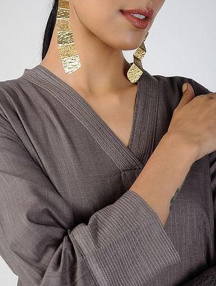 Kashish Cotton Slub Kurta with Pockets