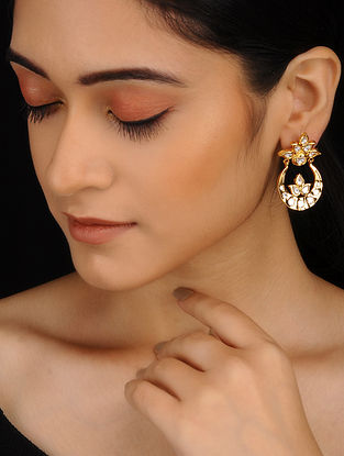 Classic Gold Plated Earrings