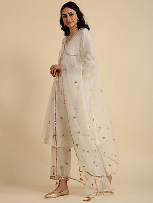 Noor Natural Silk Dupatta