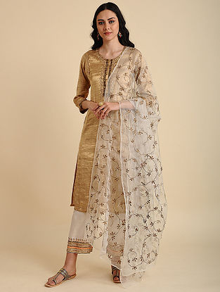 Raza Natural Silk Dupatta