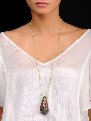Ethno Pendant Necklace