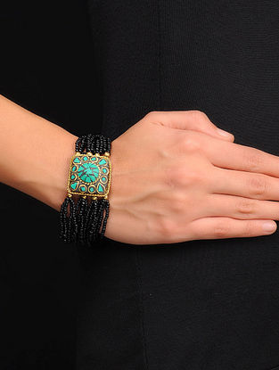 Black-Turquoise Bracelet