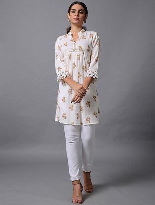 Ivory Cotton Tunic