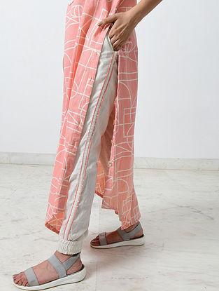 Kora Block Printed Khadi Pants