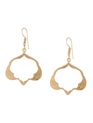 Classic Gold-plated Earrings