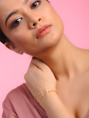 Classic Gold-Plated Bracelet