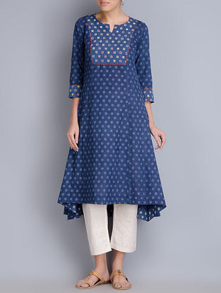 Buy The Azeen Collection by Soul Roots Bagru & Dabu Block Printed