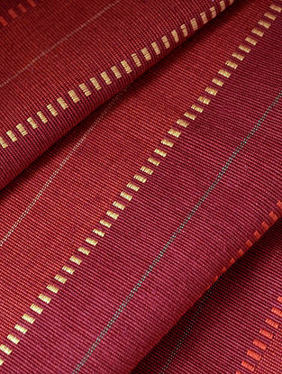 Masai- Mara Dobby Striped Cotton Fabric