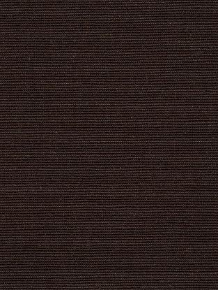 Chocolate Cotton  Bamboo Regular Solid Fabric