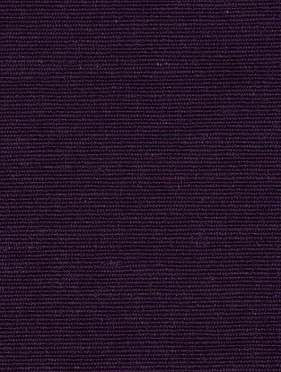 Purple Cotton Bamboo Regular Solid Fabric