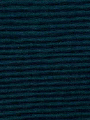 Blue Cotton Bamboo Solid Upholstery Fabric 54in