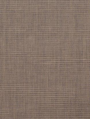 Zinc, Khaki Cotton Two Tone Bamboo Upholstery Fabric 54in