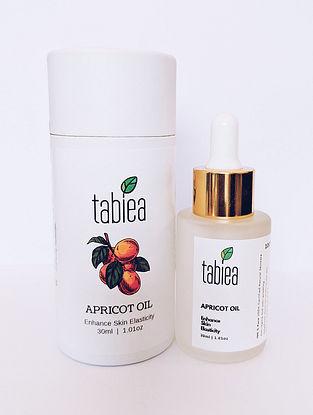 Organic Apricot Oil - 30 ML