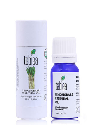 Lemongrass Essential Organic Oil-10ML