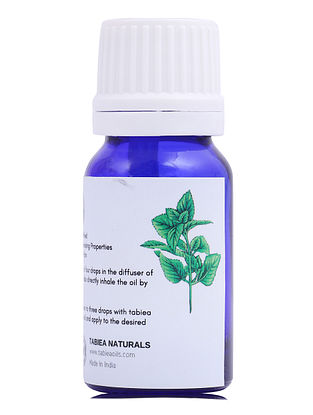 Peppermint Essential Organic Oil-10ML