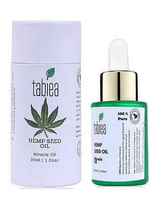 Hemp Seed Organic Oil-30ML