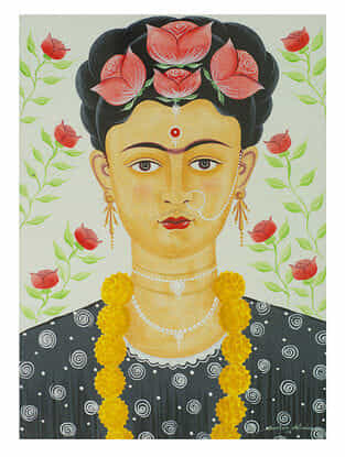 Limited EditionKalighat Pattachitra