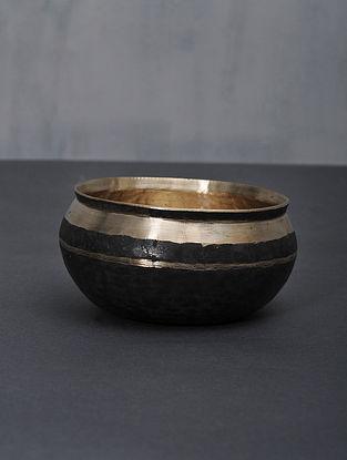 Uakhuma Tatia Handmade Kansa Bowl (Dia- 5in)
