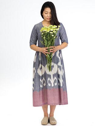 Blue Dahlia Maxi Dress