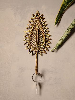 Brass Hook (8.5in x 3.6in)