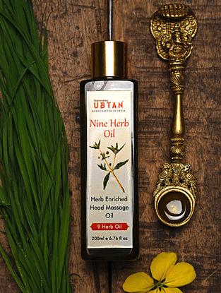 Herb Enriched Head Massage Oil -200ML