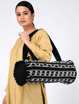 Multicolored Handcrafted Cotton Travel Bag
