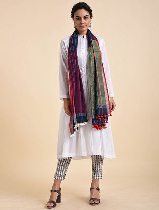 Ivory Organic Cotton Dress