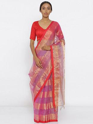 dd84266985 Buy Handwoven Zari Silk Sarees Online at Jaypore.com