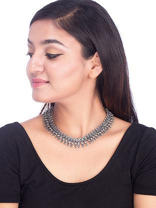 Classic Silver Tone Necklace