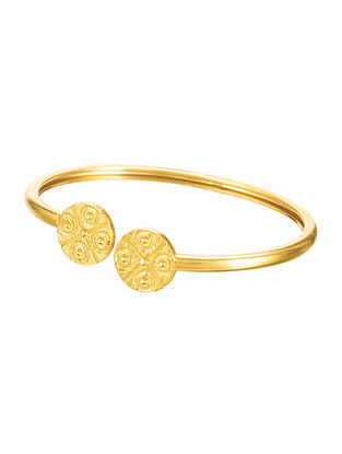 Gold Plated Handcrafted Bracelet