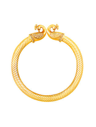 Gold-plated Sterling Silver Cuff