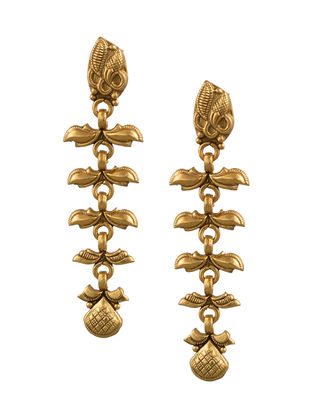 Gold-plated Sterling Silver Earrings