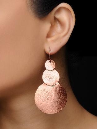 Classic Copper Earrings
