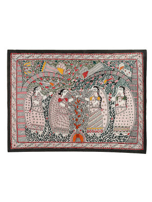 Madhubani Painting - 22in x 29.7in