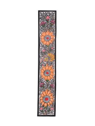 Floral Madhubani Painting - 22.5in X 3.7in