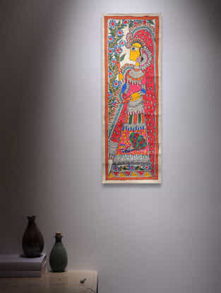 Madhubani Painting - 22.5in x 7.5in