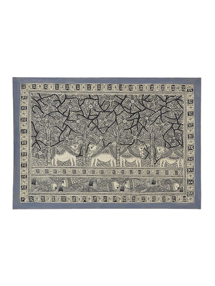 Madhubani Painting - 22in x 30in