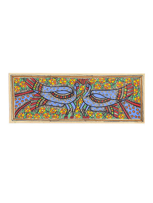 Madhubani Painting - 5.6in x 15.1in
