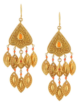silver edited amrapali gold head and panther zircon br red jewels colourless