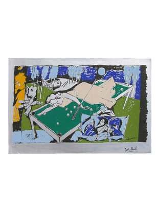 M. F. Husain's Limited Edition