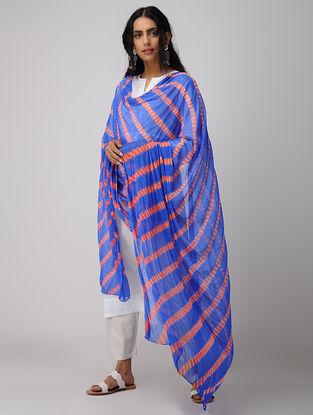 Multicolor Leheriya Chiffon Dupatta