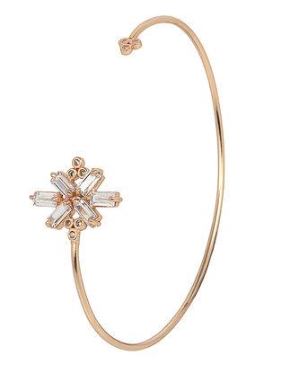 Classic Gold-plated Brass Bracelet
