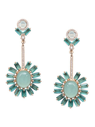 Chalcedony Soleil Earrings